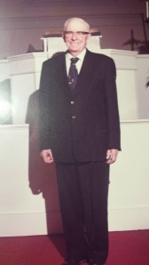 My maternal grandfather, Hubert